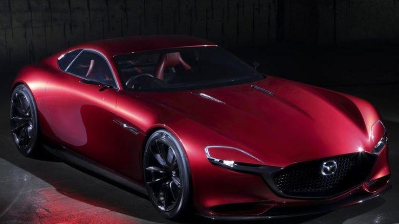 Mazda prezanton muajin e ardhshëm, një makinë elektrike