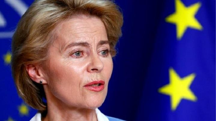 Presidendja e Komisionit Evropian, më vjen keq, s'ka datë!