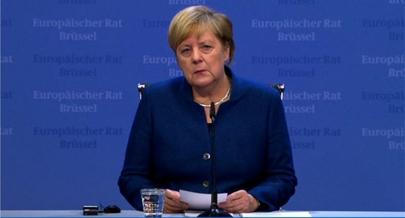 Merkel: Më vjen shumë keq, nuk arritëm marrëveshje