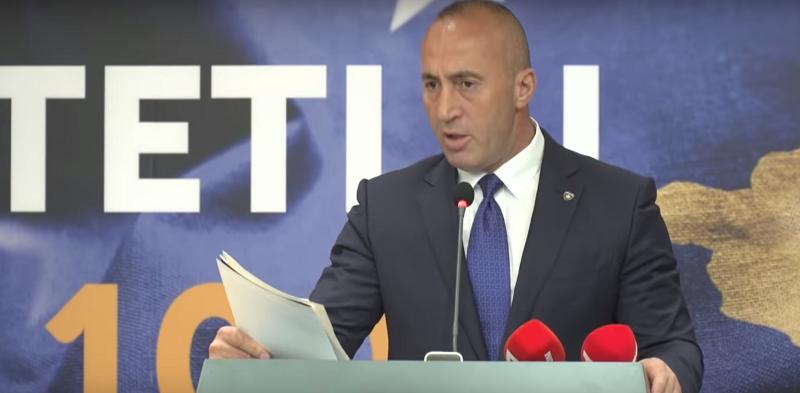 Nuk do të jetë deputet në Kuvendin e Kosovës Ramush Haradinaj